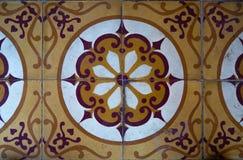 Antieke tegels royalty-vrije stock afbeeldingen