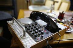 Antieke Telefoon Royalty-vrije Stock Foto's