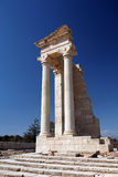 Antieke tempel Royalty-vrije Stock Fotografie