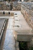 Antieke toiletten Stock Afbeeldingen