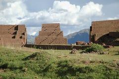 Antiente-Tor zu Cuzco Stockbild