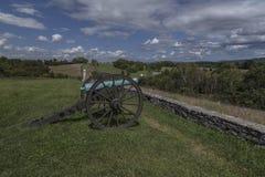 Antietam最后的攻击 库存图片