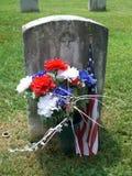 Antietam Cemetary Grave Stock Images