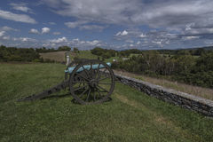 Antietam Final Attack Stock Images