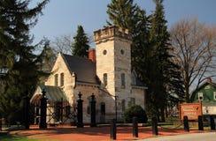 Antietam Krajowy cmentarz Zdjęcia Stock
