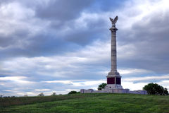 Antietam National Battlefield New York Monument Royalty Free Stock Images