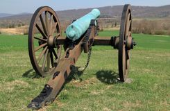 Antietam obywatela pole bitwy Fotografia Royalty Free