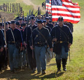 Antietam Reenactment September 15, 2012 Royalty Free Stock Photos