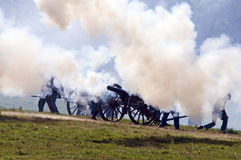 Antietam Reenactment September 15, 2012 Royalty Free Stock Images