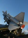 Antiflugzeugrakete 13D Stockfotografie
