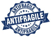 antifragile foka znaczek Obraz Royalty Free