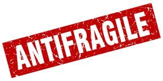 Antifragile znaczek Obraz Royalty Free