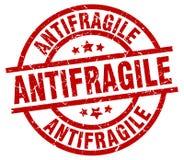 Antifragile znaczek Fotografia Stock
