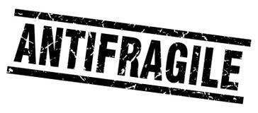 Antifragile znaczek Zdjęcie Stock
