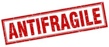 Antifragile znaczek Obraz Stock