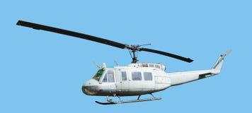 Antigüedad/helicóptero militar desarmado Imagenes de archivo