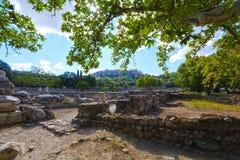 Antigüedades de Atenas Fotos de archivo