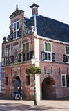 Antiga câmara municipal de Appingedam, Países Baixos Imagem de Stock