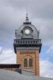 Antiga fábrica do chocolate, termas de Ballston, NY Fotografia de Stock Royalty Free