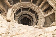 Antigo bem em Ahmedabad, Índia fotos de stock royalty free