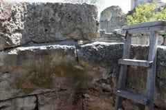 Antigo bem no Chersonese Imagens de Stock Royalty Free