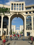 Antigone Montpellier Stock Photography
