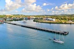 Antigua-Ansichten 21 Lizenzfreies Stockbild