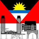 antigua Barbuda Obrazy Stock