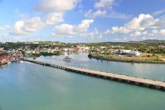 Antigua beskådar 18 Royaltyfria Foton