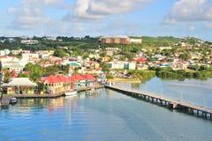 Antigua beskådar 9 Fotografering för Bildbyråer