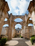 Antigua Cathedral stock images