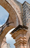 Antigua Cathedral ruins Stock Photo