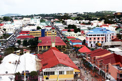 Antigua city Stock Photos