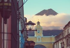 Antigua royalty free stock photo