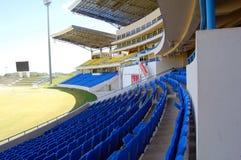 Antigua cricket stadium Stock Photography