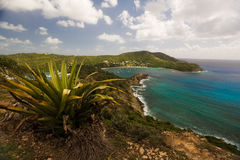 Antigua-Erforschungen Lizenzfreies Stockbild