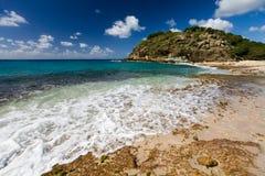 Antigua-Erforschungen Stockfotografie