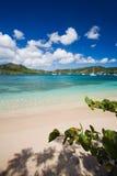 Antigua-Erforschungen Stockfoto