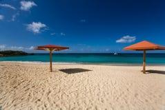 Antigua-Erforschungen Stockfotos