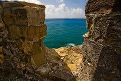 Antigua Explorations royalty free stock photos