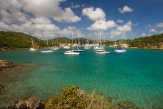 Antigua Explorations Royalty Free Stock Image