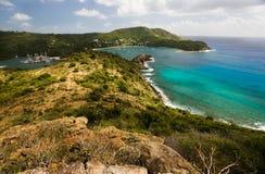 Antigua Explorations Stock Photo