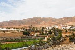 Antigua Fuerteventura Arkivfoto