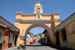 Antigua - Guatemala royalty free stock photos