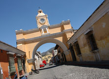 Antigua - Guatemala stock photography