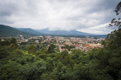 Antigua Guatemala Lizenzfreie Stockfotos
