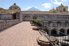Antigua - Guatemala Royalty Free Stock Image