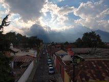 Antigua, Guatemala fotos de archivo