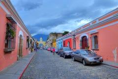 Antigua Guatemala fotografía de archivo