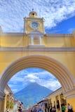 Antigua Guatemala imagen de archivo libre de regalías